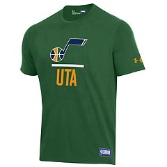 Men's Under Armour Utah Jazz Lock Up Tee