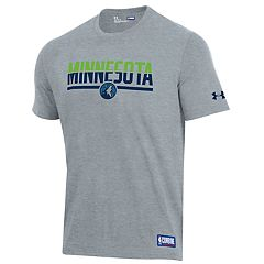 Men's Under Armour Minnesota Timberwolves Split City Tee