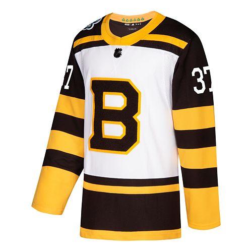 Men's adidas Boston Bruins Patrice Bergeron Jersey