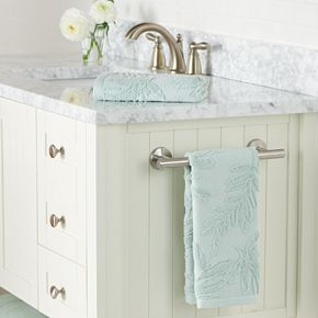 LC Lauren Conrad 2 Pack Palms Hand Towels
