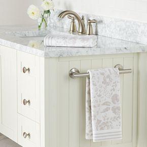 LC Lauren Conrad 2 Pack Floral Hand Towels