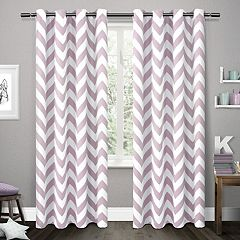 Exclusive Home 2-pack Mars Woven Blackout Thermal Window Curtains