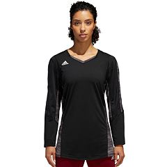 Women's adidas Quickset Long Sleeve Volleyball Jersey