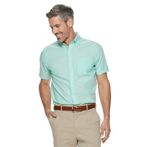 Men's Croft & Barrow® Slim-Fit Easy-Care Button-Down Shirt
