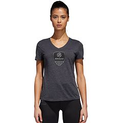 Women's adidas Volleyball V-Neck Tee