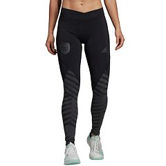 ed5f834e9fc78 Women's adidas USA Volleyball Long High-Waisted Leggings