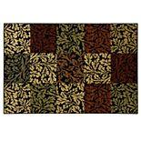 Bacova Heirloom Shadow Leaf II Rug