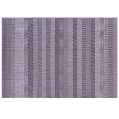 Bacova Natural Woven Textured Stripe Rug