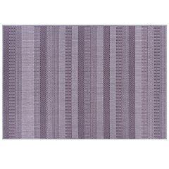 Bacova Natural Woven Textured Stripe Rug