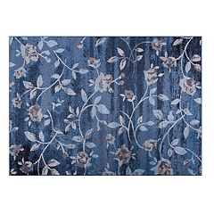 Bacova Odyssey Scattered Leaves Rug