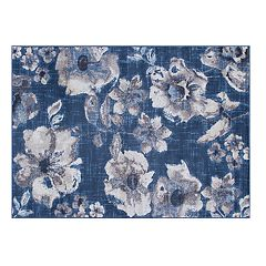 Bacova Odyssey Scattered Floral Spray Rug