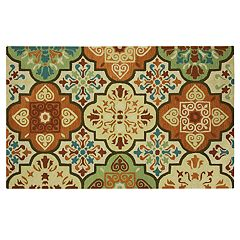 Bacova Guild Monarch Moroccan Hooked Rug