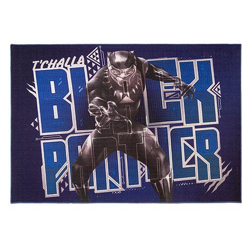 Marvel Black Panther Rug