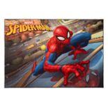 Marvel Spider-Man City Rug