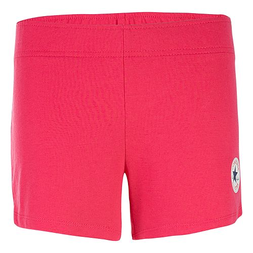 Girls Converse 7-16 Converse Terry Chuck Patch Shorts