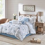 Madison Park Amalia 7-piece Printed Comforter Set