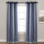 Lush Decor 2-pack Sheer Window Curtains