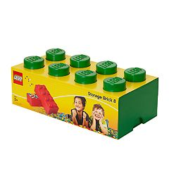 LEGO Storage Brick 8 - Green