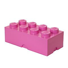 LEGO Storage Brick 8 - Medium Pink