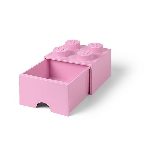 LEGO Storage Drawer 4 - Light Purple