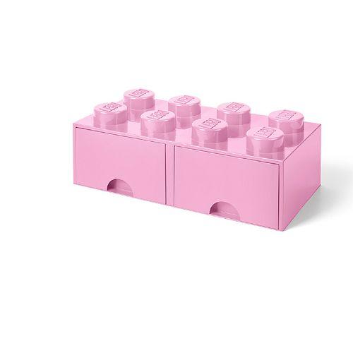 LEGO Storage Drawer 8 - Light Purple