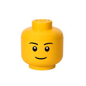 LEGO Large Storage Head - Boy