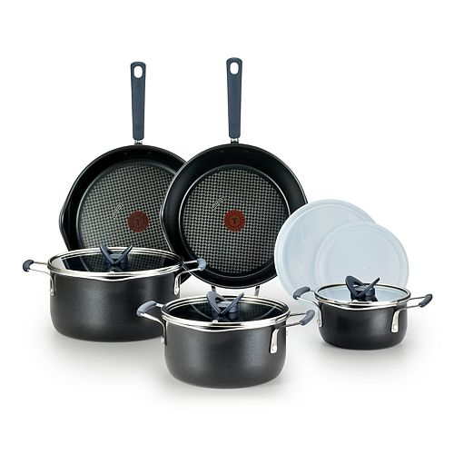 T-Fal Stackables 10-pc. Cookware Set