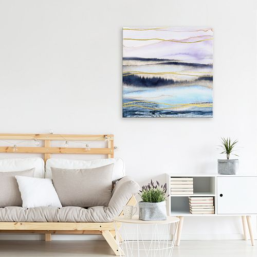 Artissimo Designs Motion Canvas Wall Art