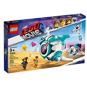 LEGO MOVIE 2 Sweet Mayhem's Systar Starship! 70830