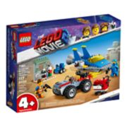 LEGO MOVIE 2 Emmet and Benny's Build and Fix Workshop 70821