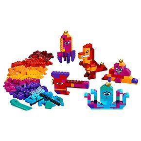 LEGO MOVIE 2 Queen Watevra's Build Whatever Box! 70825