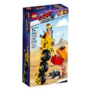 LEGO MOVIE 2 Emmet's Thricycle! 70823