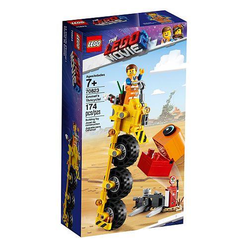 LEGO MOVIE 2 Emmet's Thricycle! 70823