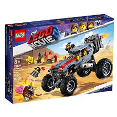 LEGO MOVIE 2 Emmet and Lucy's Escape Buggy! 70829