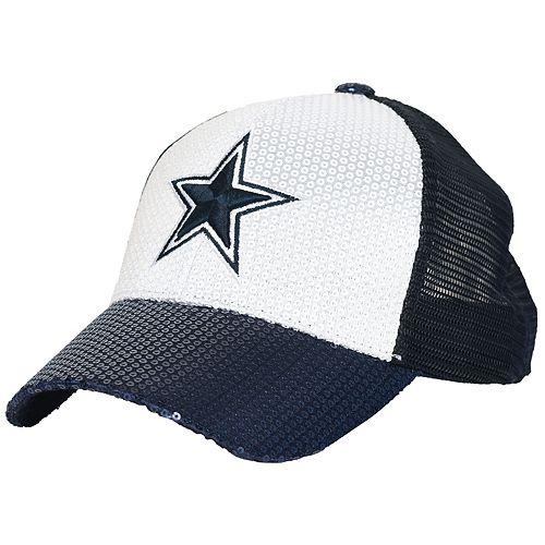 Women's Dallas Cowboys Trucker Hat