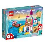 Disney Princess LEGO Disney Princess Ariel's Seaside Castle 41160
