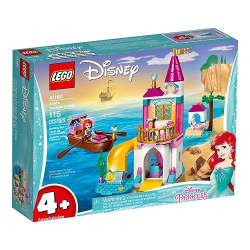 Disney Princess LEGO Disney Princess Ariel's Seaside Castle 41160