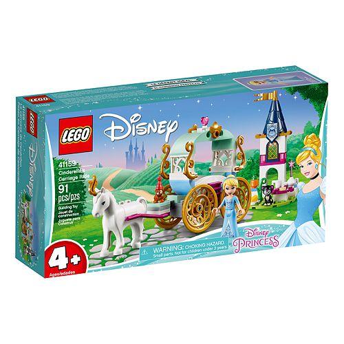 Disney Princess LEGO Disney Princess Cinderella's Carriage Ride 41159
