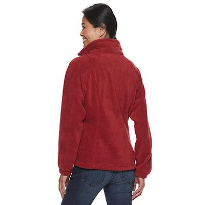 Women's Columbia Benton Springs Full Zip Fleece