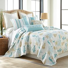 NEW! San Clemente Quilt or Sham