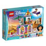 Disney Princess LEGO Disney Princess Aladdin and Jasmine's Palace Adventures 41161