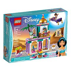 Disney Princess LEGO Disney Princess Aladdin and Jasmine's Palace Adventures 41161