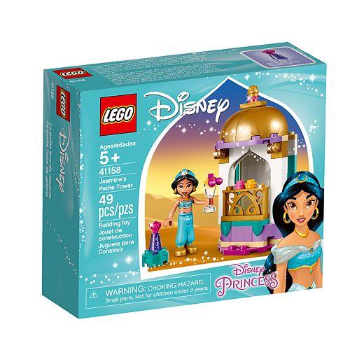 Disney Princess LEGO Disney Princess Jasmine's Petite Tower 41158