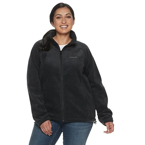 Plus Size Columbia Benton Springs Full Zip Fleece