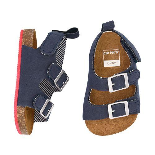 Baby Boy Carter's Cork Sole Sandal