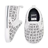 Baby Boy Carter's Heart breaker Slip-On Sneakers
