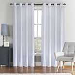 VCNY 1-panel Alina Window Curtain