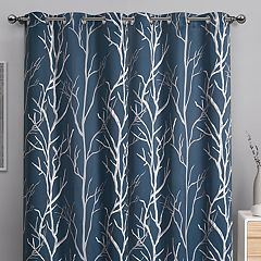 VCNY 2-pack Kingdom Printed Blackout Window Curtains - 42'' x 84''