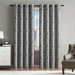VCNY 2-pack Sophie Jacquard Window Curtains
