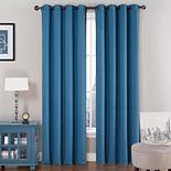 VCNY 1-panel Saxton Lined Window Curtain